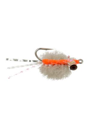 Surfin Merkin : Gray + Orange