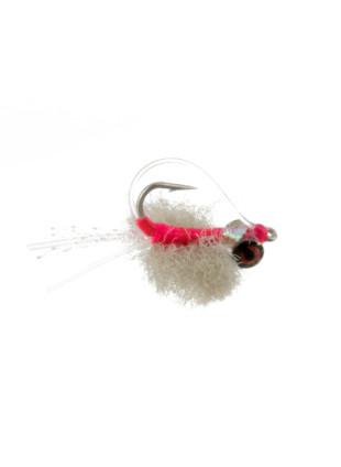 Surfin Merkin : Gray + Pink