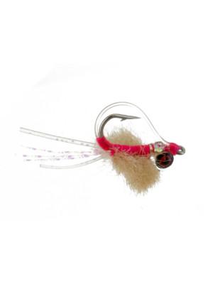 Surfin Merkin : Tan + Pink