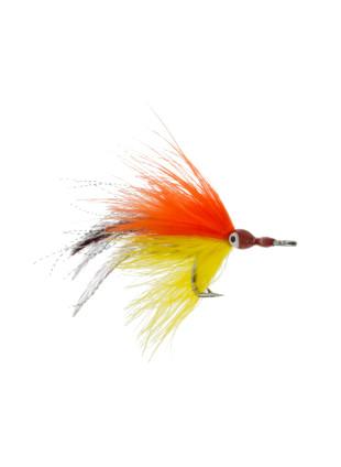 Splayed Tarpon : Orange + Grizzly