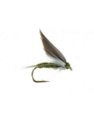 Wet Fly : Blue Wing Olive
