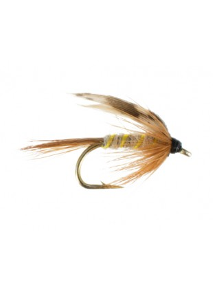 Wet Fly : March Brown