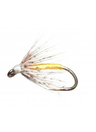 Soft Hackle : Yellow