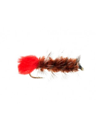 Woolly Worm : Brown