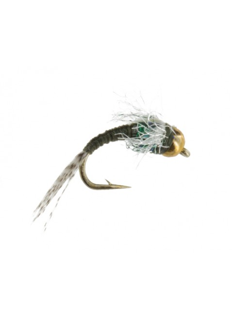 Beadhead Blue Wing Olive : Ice