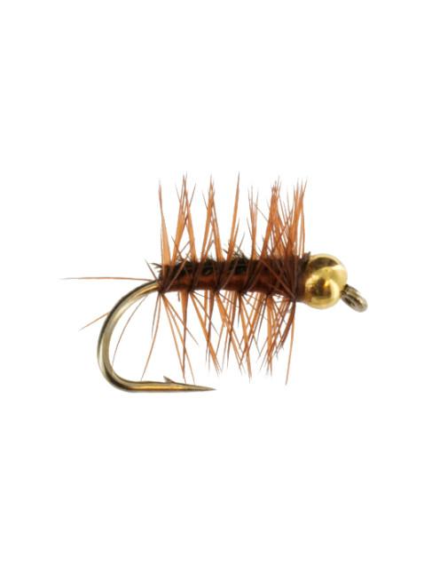 Beadhead Crackleback : Brown