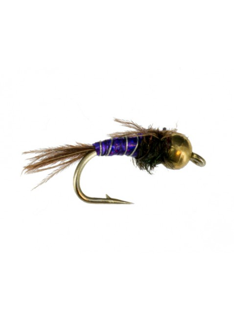 Beadhead Lightning Bug : Purple