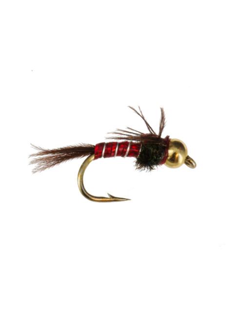 Beadhead Lightning Bug : Red