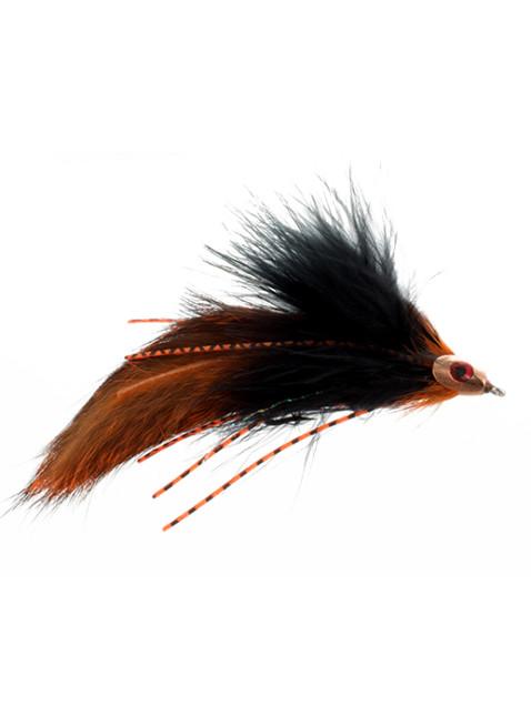 Criminal : Crayfish Black (Articulated Shank)