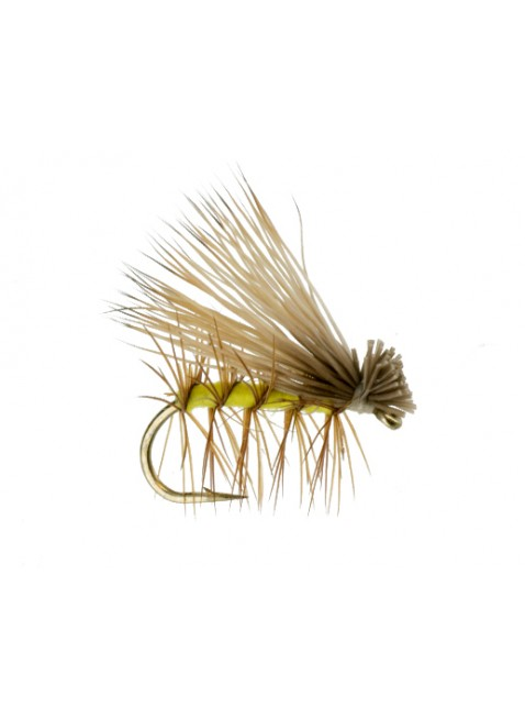 Elk Hair Caddis : Yellow