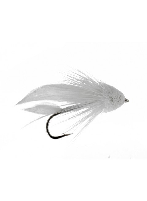 Muddler Minnow : White
