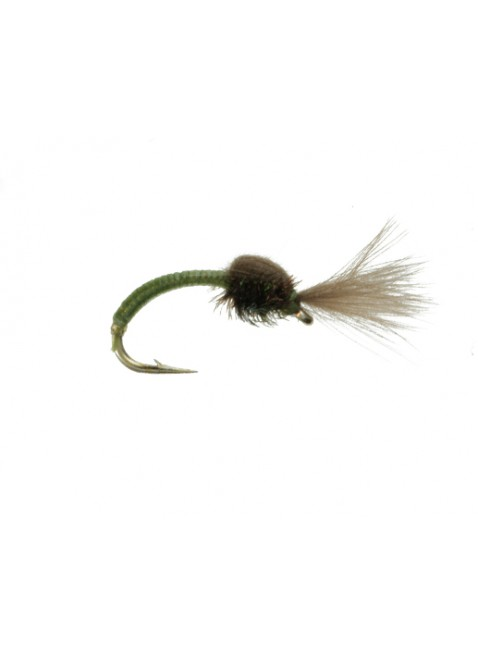 Smoke Jumper : Olive