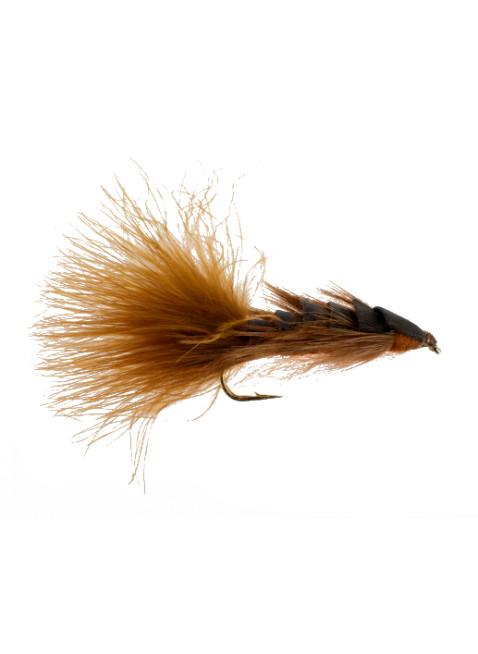 Stonefly Bugger : Brown