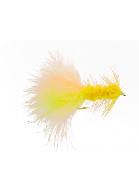 Woolly Bugger : Yellow