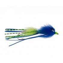 Puff Puff Pass : Blue and Chartreuse