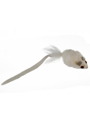 White Articulated Mouse