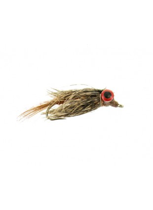 Clouser Nymph-Dumbbell Eyes
