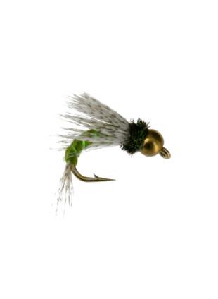 Beadhead Bird of Prey : Olive