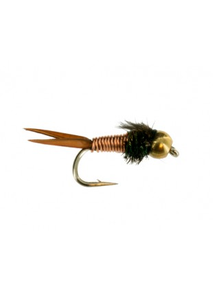Beadhead Tungsten Copper John