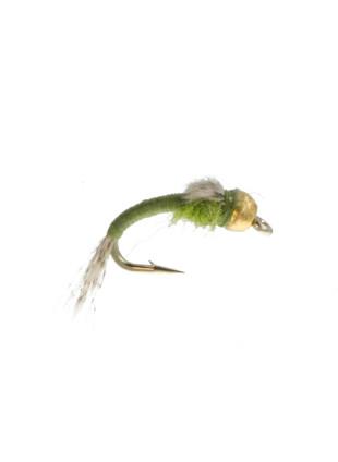 Beadhead WD 40 : Olive