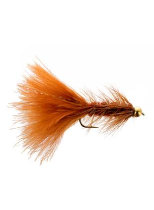 Beadhead Woolly Bugger : Brown