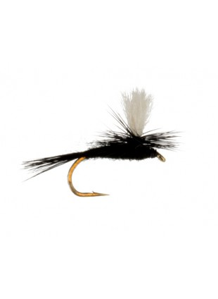 Black Gnat-Parachute