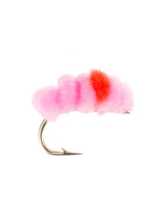 Blood Dot : Baby Pink + Flame Dot