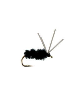 Bluegill Spider : Black