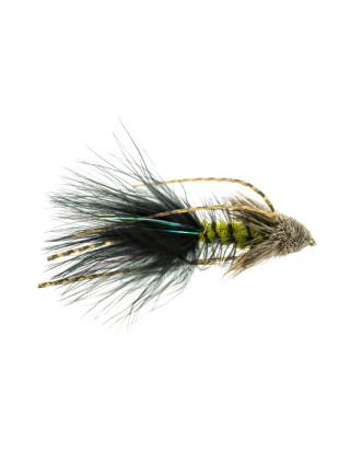 Bow River Bugger : Natural