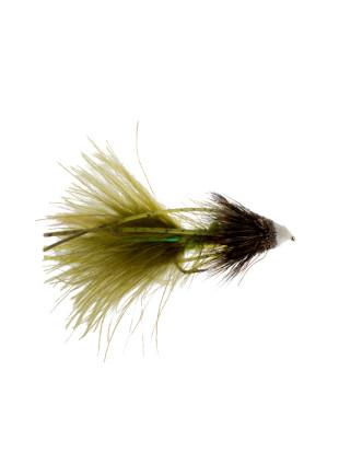 Bow River Bugger : Olive