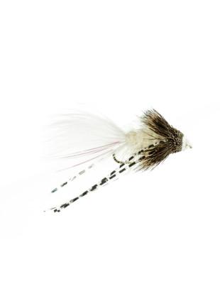 Bow River Bugger : White