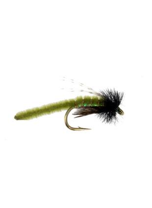 Caddis Poopah : Olive