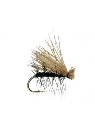 Elk Hair Caddis : Black