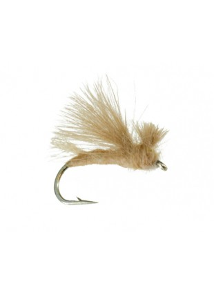 CDC Caddis : Tan