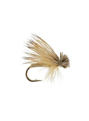 Foam Caddis : Tan