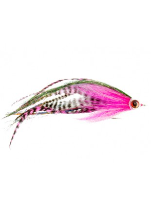Musky Bandit : Pink and White