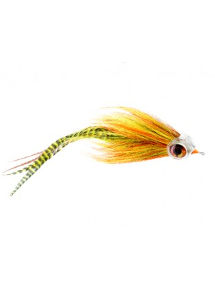 Musky Mayhem : Fire Tiger (Articulated Shank)
