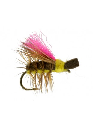 Neversink Caddis : Yellow