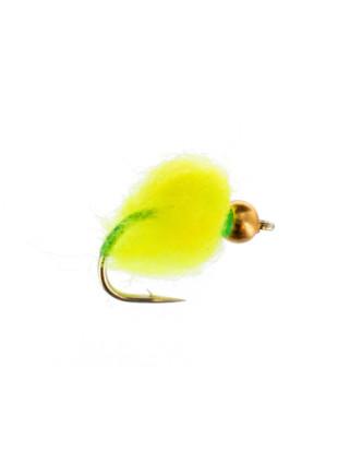 Beadhead Nuke Egg : Chartreuse
