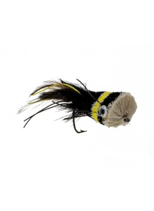 Popper : Black Ann (Yellow)