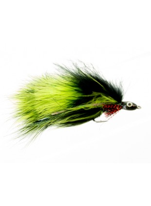 Revenge : Chartreuse and Black (Double Articulated)
