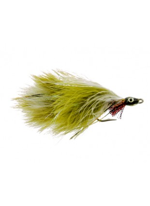 Revenge : Olive and White (Double Articulated)