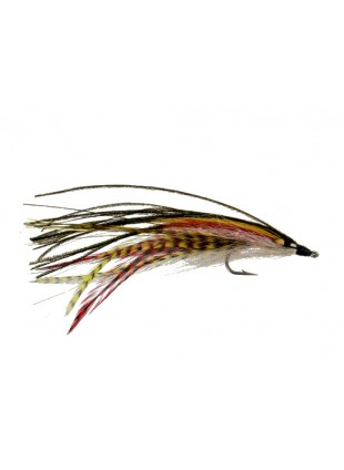 Striper Snack : Red + Yellow
