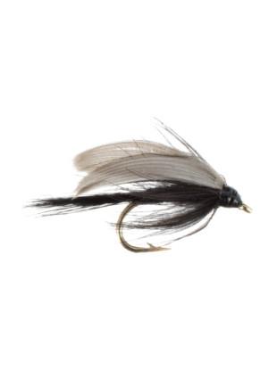 Wet Fly : Black Gnat
